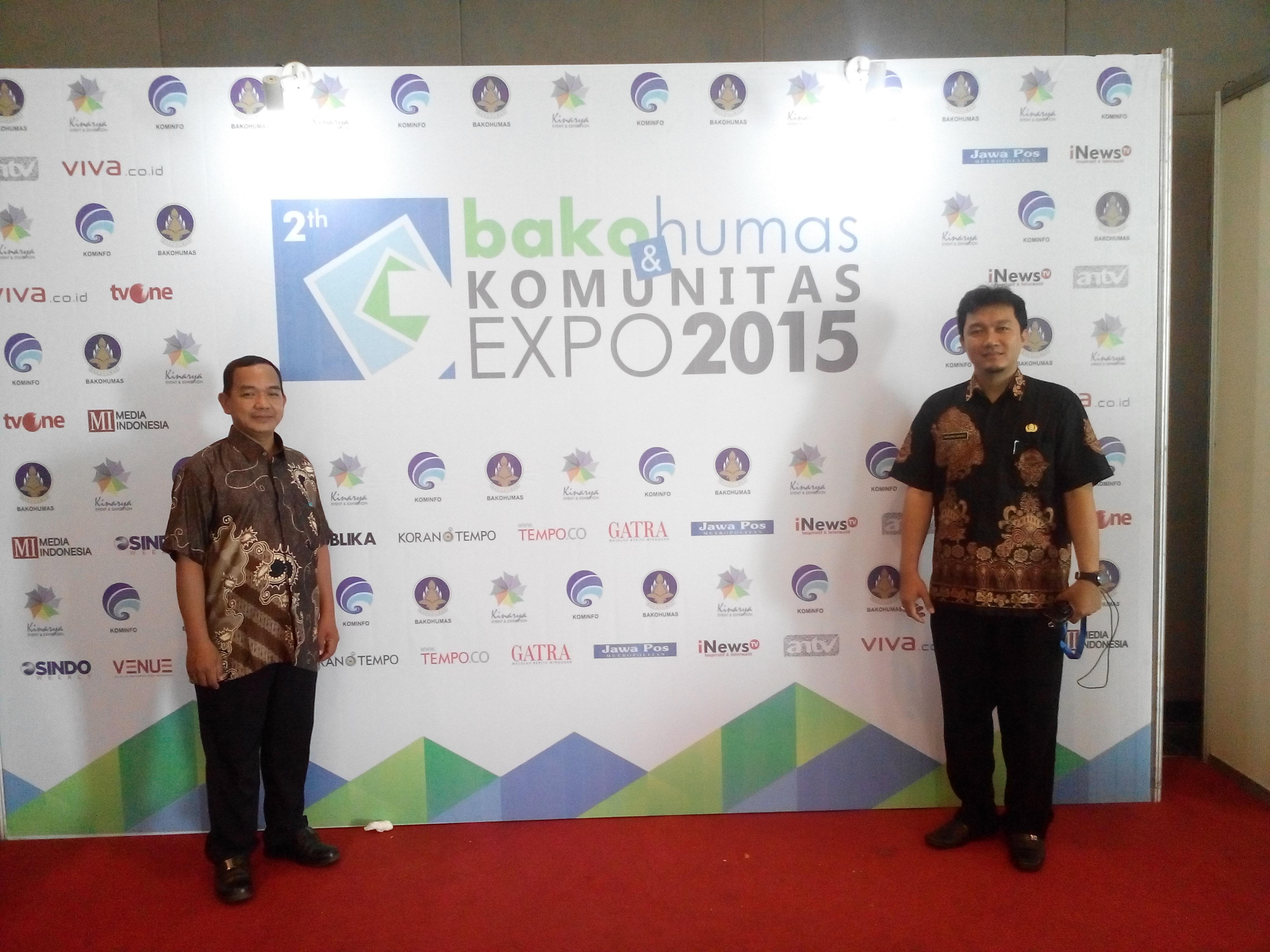 Temu Bakohumas dan Komunitas Expo 2015 di Surabaya