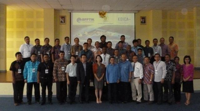 Aparatur Pemerintah Ikuti Pelatihan CIO Kerjasama Kemkominfo, Ian dan Koica