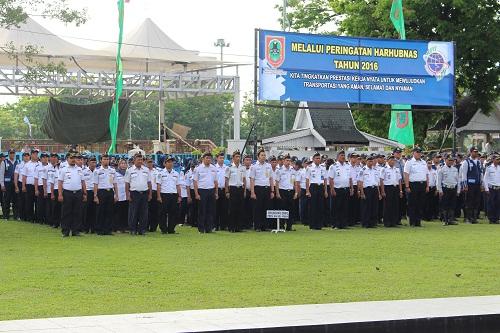 Peringatan Hari Perhubungan Nasional Provinsi Kalimantan Selatan Tahun 2016