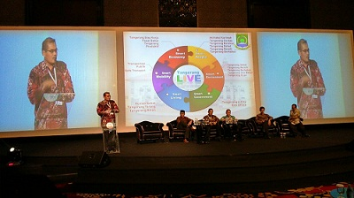 Menuju Indonesia Smart City Forum At Bandung 2016