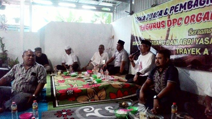 Jalin Silaturrahmi, Organda Kota Banjarbaru dan Dinas Perhubungan Buka Puasa Bersama