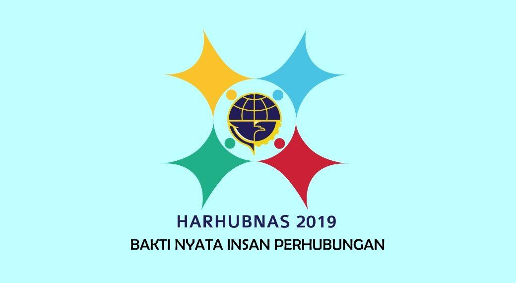 Logo Harhubnas 2019 Dan Sejarah Singkat Dinas Perhubungan