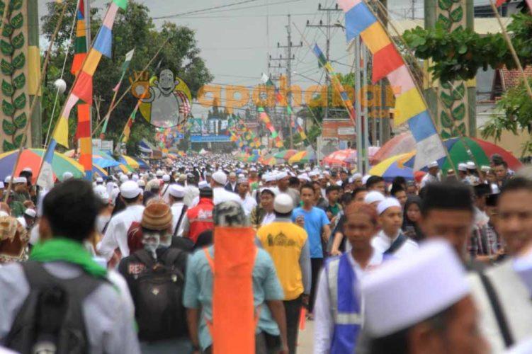 Haul ke-15 Guru Sekumpul, Dishub Banjarbaru Antisipasi Ledakan Jemaah