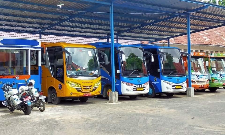Haul 15 Sekumpul, Dishub Banjarbaru Siapkan 13 Bus Angkutan Jemaah