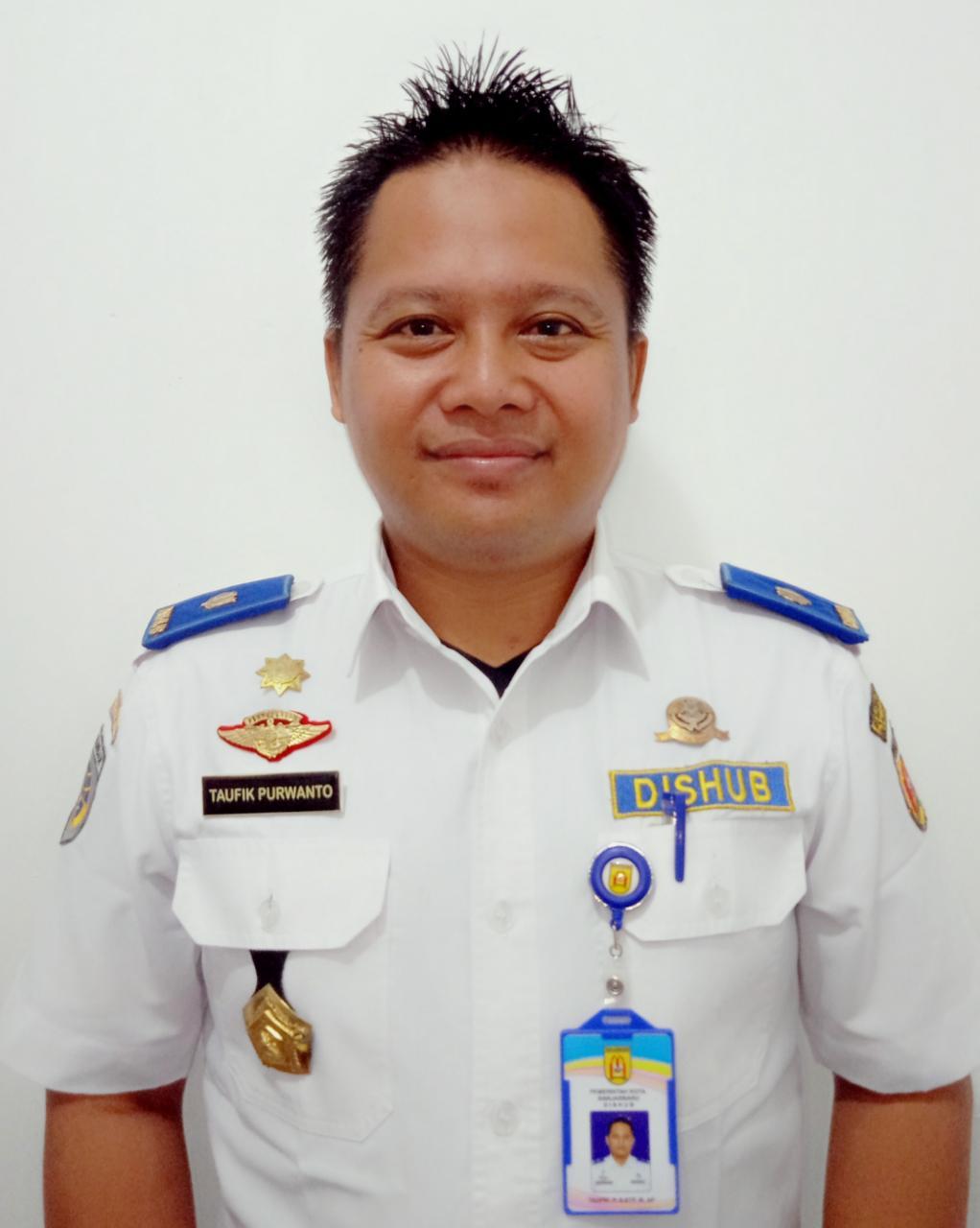 Taufik Purwanto , S.STP, M.AP